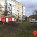 У Рівному рятувальники під час ліквідації пожежі виявили мертве тіло чоловіка
