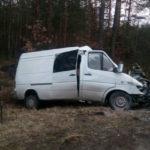 Cмертельна ДТП на Сарненщині: водій мікроавтобуса загинув, життя пасажира врятували поліцейські