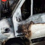 У Рівному рятувальники ліквідували пожежу у вантажному автомобілі
