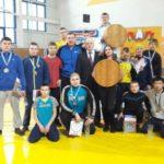 Костопільські борці отримали три золота на міжнародних змаганнях