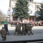 Сьогодні Кореччина попрощалась з  20-ти річним учасником антитерористичної операції