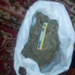 На Рівненщині у молодика правоохоронці  вилучили майже 40 грамів канабісу