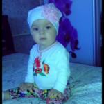 Півторарічна Анастасія з Рівненщини потребує негайної допомоги