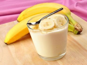 десерт банановий
