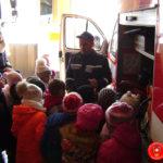 У Рівному серед школярів популяризували професію рятувальника