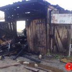У Костополі рятувальники ліквідували пожежу у приватному господарстві