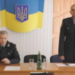 Особовому складу Дубенської поліції представили нового керівника