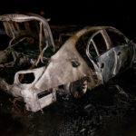 Правоохоронці з'ясували чому згорів «BMW 520»
