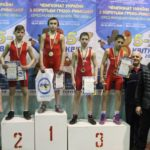 Учень з Рівненщини виборов бронзову нагороду Чемпіонату України з греко-римської боротьби