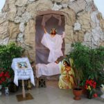 На Рівненщині у монастирі знову засяяв Гріб Господній