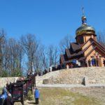 На Рівненщині в урочищі Гурби вшанували воїнів УПА