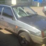 На Рівненщині нетверезий водій ВАЗівки наїхав на двох пішоходів