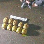 Понад 1 тисячу патронів та 10 гранат вилучено з автомобіля у Рокитнівському районі