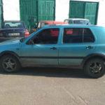 У Дубровиці нетверезий водій-утікач пошкодив службове авто та травмував поліцейського
