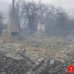 На Рівненщині вогонь знищив будинок та забрав життя людини