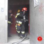 У Рівному у підвалі дев'ятиповерхівки була пожежа