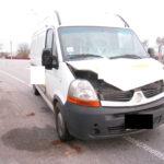 На автодорозі «Київ-Чоп» під колеса мікроавтобуса потрапила жінка