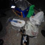Нарколабораторію у сумці рівнянина виявили поліцейські