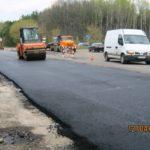 Рівненські шляховики вже завершили ремонтувати дорогу на об'їзній навколо Костополя