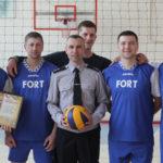 Команда поліцейських Рівненщини здобула першість із волейболу у  відбірковому етапі