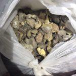 На Рівненщині затримали нетверезого водія, який перевозив «сонячне  каміння»