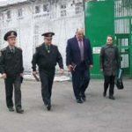 Прокурор цікавився, як живеться засудженим Городищенської колонії