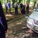 У Рівному СБУ затримує поліцейських на хабарі