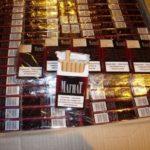 Жінка «забула» задекларувати 300 пачок цигарок