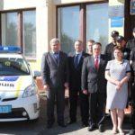 На Кореччині запрацював пост патрульної поліції