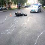 У Рівному мотоцикліст скоїв наїзд на неповнолітню