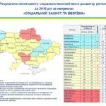 Рівненська область очолила рейтинг регіонів щодо рівня соціального забезпечення громадян у 2016 році