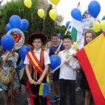 На Рівненщині феєрично відсвяткували День Європи