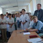 Хто очолить колектив Рівненського обласного онкологічного диспансеру?