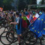 Понад 1000 велосипедистів з Рівного та сусідніх населених пунктів взяли участь у велопробігу з нагоди Дня Європи