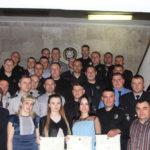 Сорок два випускники Рівненського відділення Національної академії внутрішніх справ отримали дипломи бакалаврів