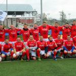 Поліцейські Рівненщини лідирують у західному дивізіоні всеукраїнських змагань з футболу