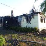 На Рівненщині син убив матір та підпалив будинок
