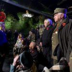 Вояк УПА з Рівненщини відзначив День пам'яті разом з Президентом