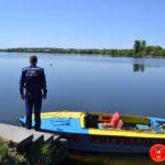 Рятувальники перевіряли готовність пляжу озера «Басів Кут» до купального сезону