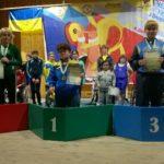 Рівненські пауерліфтери привезли з Дніпра 11 нагород
