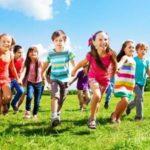 На Рівненщині поліцейські охорони влаштували для підшефних дітей пікнік