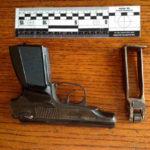 Травматичну та холодну зброю виявили поліцейські у двох жителів області