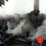 На Рівненщині вогнеборці виявили тіло чоловіка