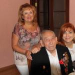 Працівник ветеран ОВС з Рівного відзначив 103-річчя