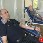 Щоб врятувати півторарічного хлопчика кров здавали працівники ОДА та рятувальники