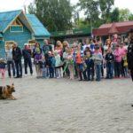 У Гощі діти відвідали «Місто професій»