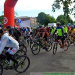 Велосипедисти мандрували історичними місцями Рівненщини