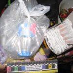 На Рівненщині у чоловіка вилучили цілий асортимент наркотиків