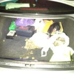 На Рівненщині поліцейські виявили в автомобілі майже 8 кілограмів бурштину