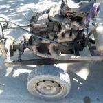 На Сарненщині поліцейські вилучили дві мотопомпи